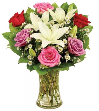 Lovesick  Mixed Flowers
