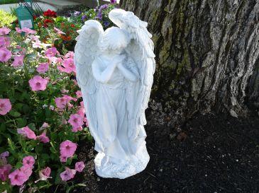 Loving Angel Statue