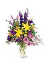 Loving Beauty Bouquet Arrangement
