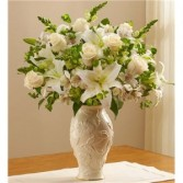 Loving Blooms in LENOX All White