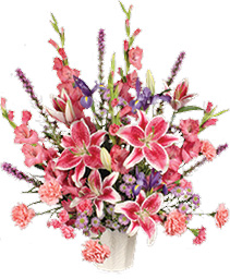 LOVING EXPRESSION Sympathy Arrangement