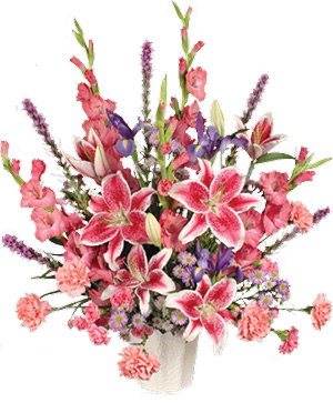 Funeral Flowers from PARKWAY FLORAL INC  - your local South