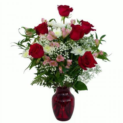 Loving Expression   Vase Arrangement