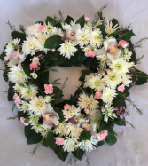 Loving Farewell Funeral Wreath