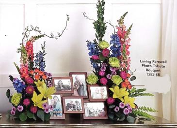 Loving Farewell Photo Tribute