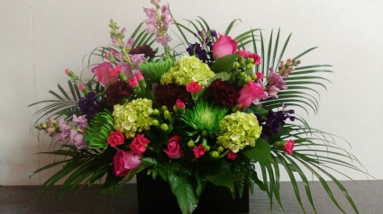 LOVING FAREWELL SYMPATHY FLOWERS FOR HOME OR OFFICE