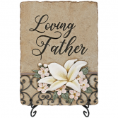 Loving Father Memorial Marker Sympathy