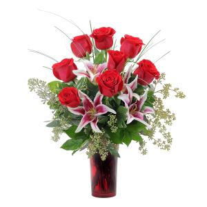 Loving Gaze Arrangement in Kannapolis, NC | MIDWAY FLORIST OF KANNAPOLIS