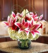 LOVING GAZE Flower Arrangement