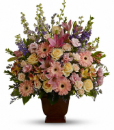 Loving Grace Floral Arrangement