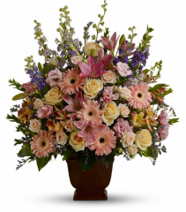 Loving Grace Floral Arrangement