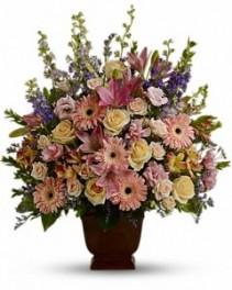 Loving Grace Funeral Basket
