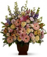 Loving Grace Tribute Sympathy Arrangement