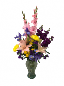 Loving Grace Vase Arrangement