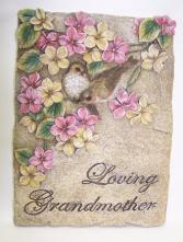 Loving Grandmother Memorial Stone