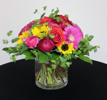 Loving Gratitude  Vase