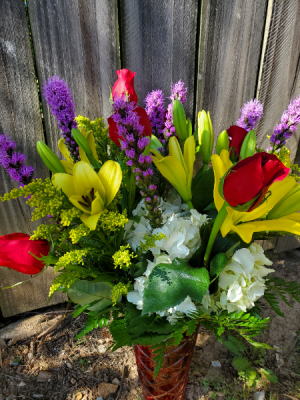 Loving Inspiration Father's Day Arrangement in Springfield, MO | FLOWERAMA #226
