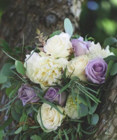 Loving Lavender Bridal Bouquet