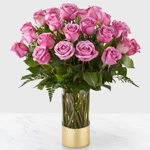 Loving Lavender Lavender Rose Bouquet