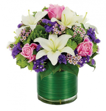 Loving Lilies & Roses Floral Bouquet