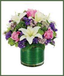 Loving Lilies & Roses Item #BF176-11K