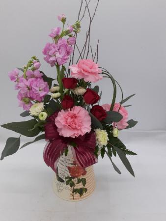 Loving Melody  Floral Arrangement