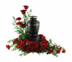 Loving Memorial Wreath Wreath   Urn Not Included in Port Stanley, ON | FLOWERS BY ROSITA