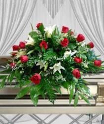 Loving Tribute Casket Flowers
