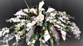 Loving Memories of a special Life casket spray