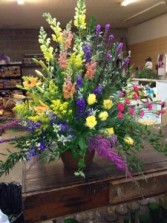 Loving Memory Floral Arrangement