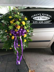 Loving Memory  Sympathy in Albany, GA | ALBANY FLORAL & GIFT SHOP