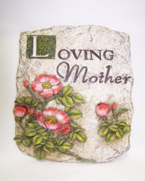 Loving Mother Memorial Stone