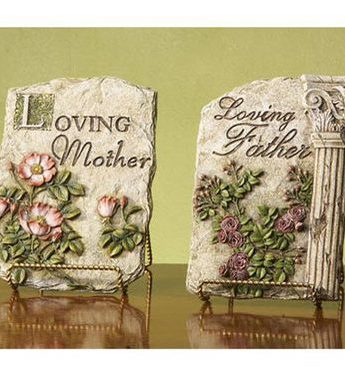 Loving Mother/Father Plaque