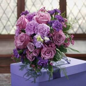 Purple Passion  Bouquets