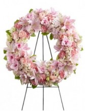 LOVING REMEMBERANCE Funeral Wreath