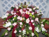 Loving Remembrance Casket Spray