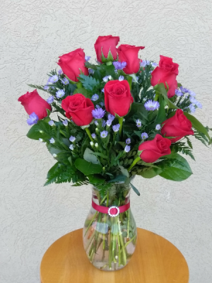 Loving Roses Bouquet Roses in Hephzibah, GA | D & K GIFT & FLOWER SHOP