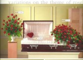 Loving Roses Available in an assortment of colors