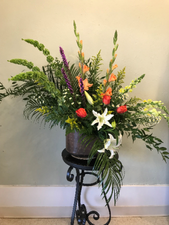 Loving Thoughts Funeral Arrangement