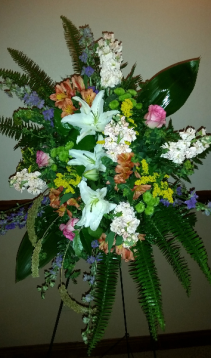 Funeral Flowers from CLASSIC FLORAL DESIGN - your local