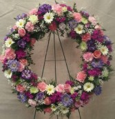 Loving Tribute Wreath Funeral
