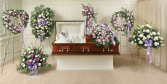 Lovingly Lavender Collection Funeral