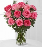 Lovlely Roses Fresh Arrangement