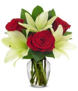 Loving Lily and Rose Bouquet BF72-11K