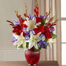 Loyal Heart Bouquet SYMPATHY