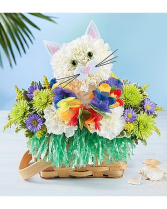 Luau Kitty™ Arrangement