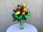Luck of the Irish Vase