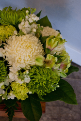 Lucky in Love Bridal Bouquet