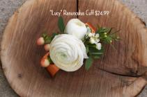 Lucy Ranunculus Cuff Corsage