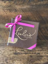 Lula's Chocolates Sea Salt Caramels 2.5oz
